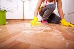 Limpieza de casas particulares